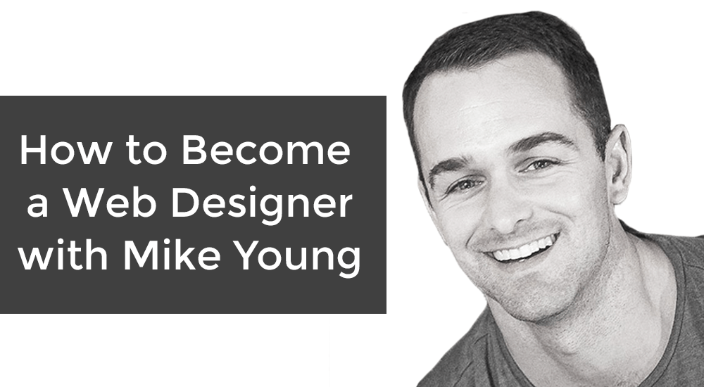 Mike Young web designer