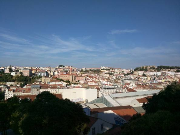 Lookout Lisbon