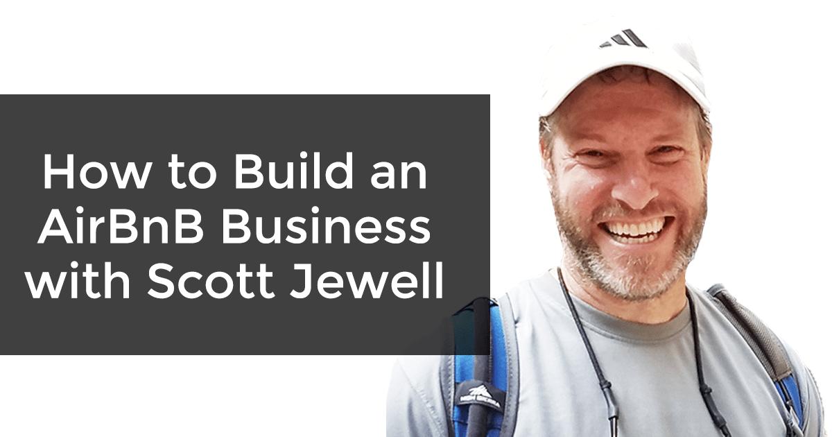 scott jewell airbnb