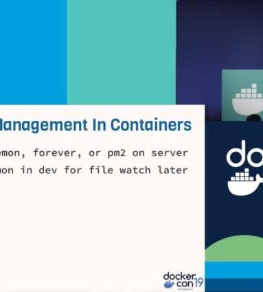Docker 19 03 Release Party Live (Day 2) – Digital Ocean