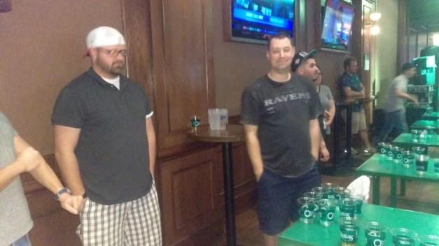 Eric & Mike @ O'Shea's