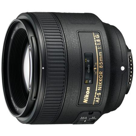 Nikon 85mm f:1.8G