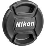 Nikon AF Micro-Nikkor 60mm f:2.8D Lens Cap (front)