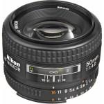 Nikon AF Nikkor 50mm f:1.4D Lens-b