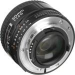 Nikon AF Nikkor 50mm f:1.4D Lens-c