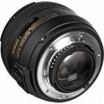 Nikon AF-S NIKKOR 50mm f:1.4G Lens Mount