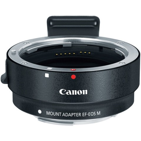 Canon EF-EOS M Adapter