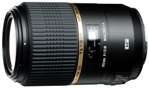 Tamron SP 90mm F:2.8 Di MACRO 1-1 VC USD