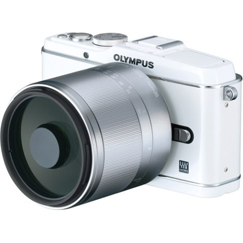 Tokina 300mm f:6.3 Reflex Telephoto Lens