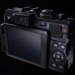 Canon Powershot G1X Rear LCD