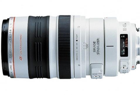 Canon EF 100mm - 400mm f/4.5-5.6L USM Lens