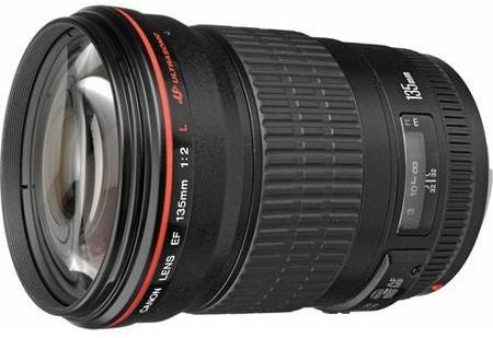 Canon EF 135mm f:2L USM