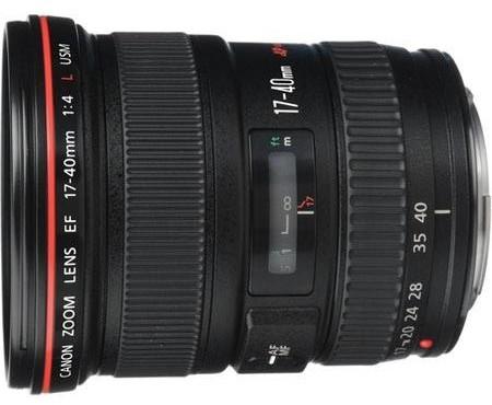 Canon EF 17-40mm f:4.0 L USM Lens