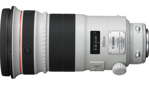 Canon EF 300mm f:2.8 L IS II USM Lens