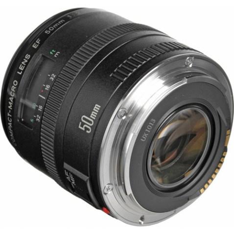 Canon EF 50mm f:2.5 Macro-b