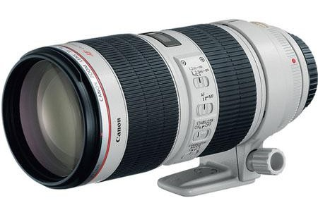 Canon EF 70-200mm f:2.8L IS II USM Lens