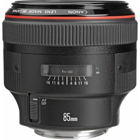 Canon EF 85mm f:1.2L II USM-a