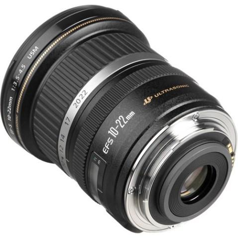 Canon EF-S 10-22mm f:3.5-4.5 USM Lens-b