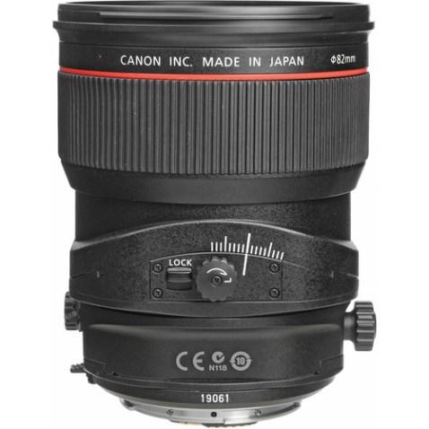 Canon TS-E 24mm f:3.5 L II Lens-d
