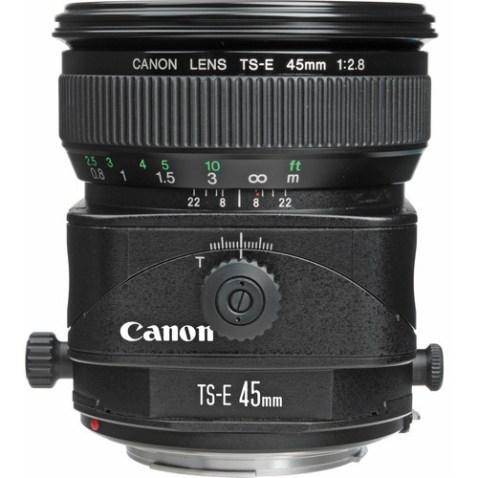 Canon TS-E 45mm f:2.8 Lens-a