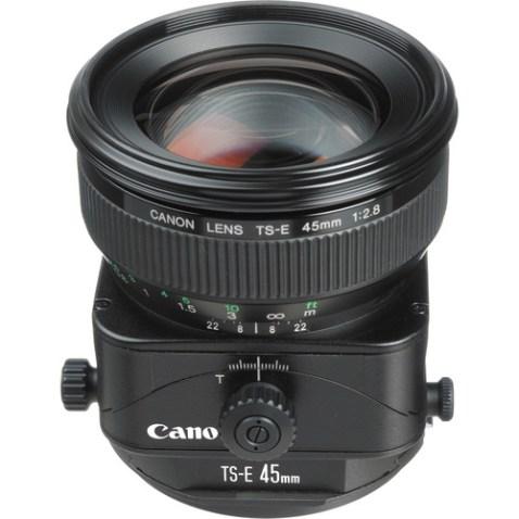 Canon TS-E 45mm f:2.8 Lens