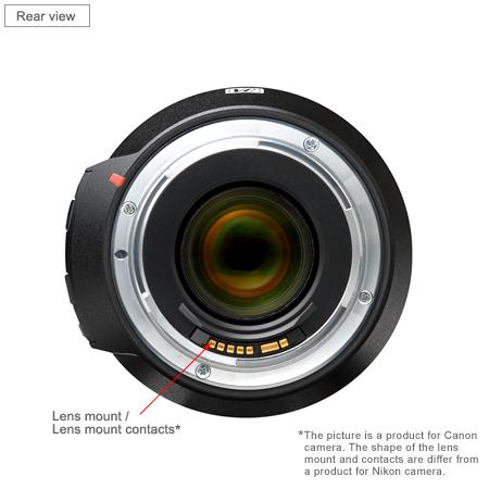 Tamron SP 24-70mm Di VC USD Lens a