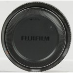 Fujifilm 18mm f:2.0 XF R Lens Cap