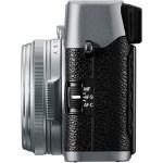 Fujifilm Finepix X100 left side