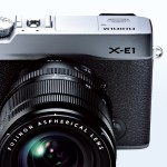Fujifilm X-E1 Beautiful Magnesium Die-Cast Top and Front Cove