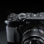 Fujifilm X-Pro 1 - Beautiful Magnesium Die-Cast Top Cover