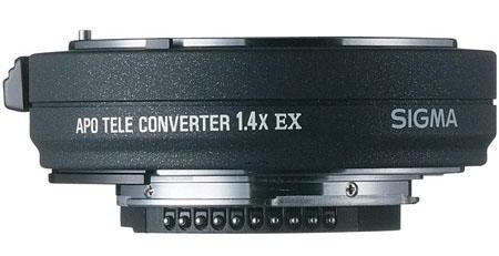 Sigma 1.4x EX DG APO Tele-Converter