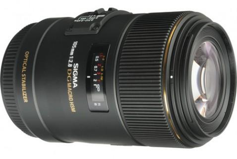 Sigma 105mm f:2.8 EX DG OS HSM Macro