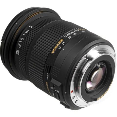 Sigma 17-50mm f:2.8 EX DC OS