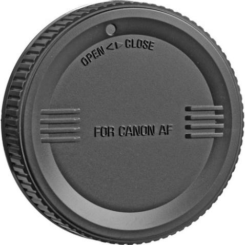 Sigma 17-70mm f:2.8-4 DC Macro OS Lens Cap (Back)