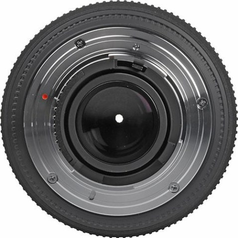 Sigma 24-70mm f:2.8 EX DG HSM Lens (back)