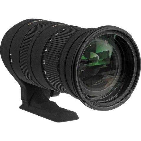 Sigma 50-500mm f:4.5-6.3 DG OS HSM APO Lens