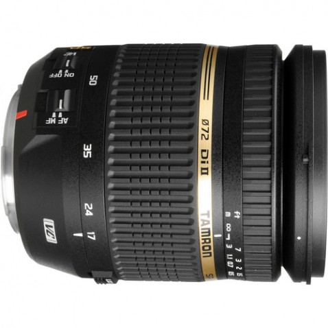 Tamron SP 17-50mm f:2.8 XR Di II VC Lens