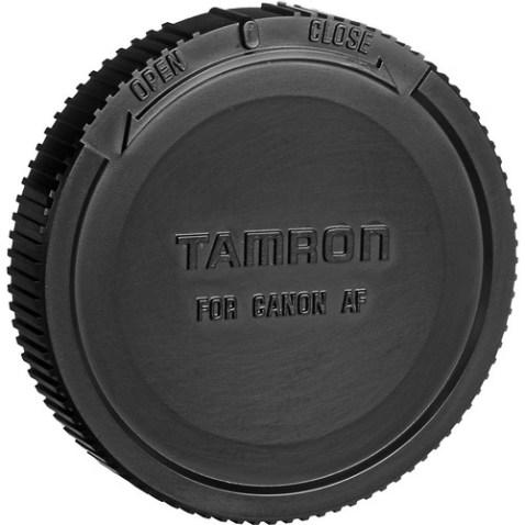 Tamron SP 180mm f:3.5 Di LD (IF) 1-1 Macro Lens Cap (Back)