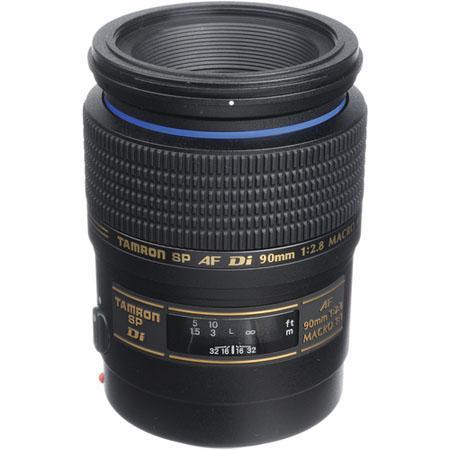 Tamron SP 90mm f:2.8 Di Macro Lens