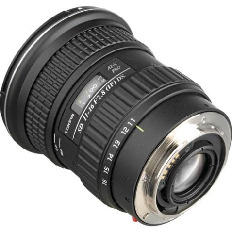 Tokina 11-16mm f:2.8 AT-X 116 Pro DX