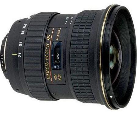 Tokina 12-24mm F:4 ATX PRO DX II