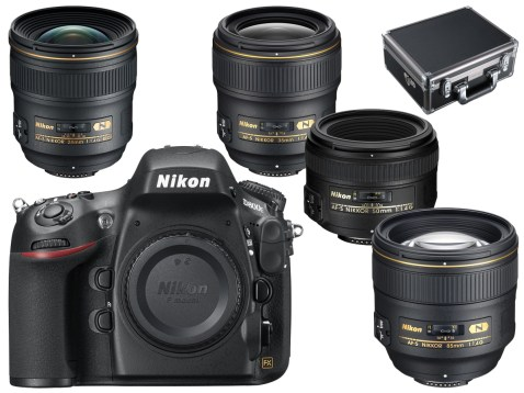 Three more Nikkor Lenses Added to the list of Recommended Lenses for