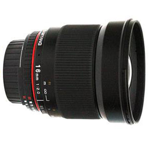 Samyang 16mm f:2.0 ED AS UMC CS