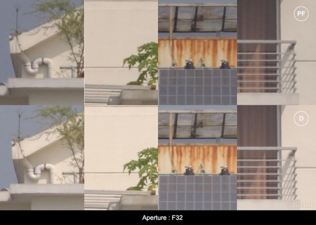 300mm f4E PF ED VR vs 300mm f4D IF-ED at F32