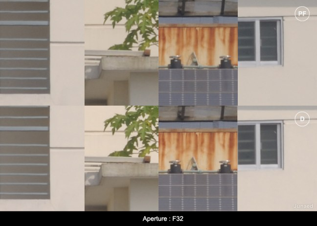 300mm f4E PF ED VR vs 300mm f4D IF-ED with TC-14E II at F32