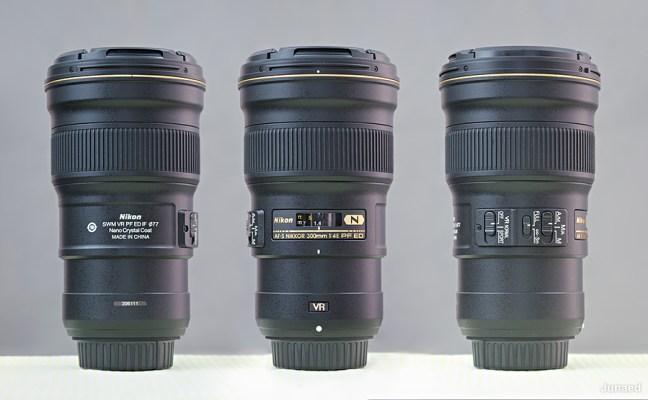 AF-S Nikkor 300mm f4E PF ED VR Product