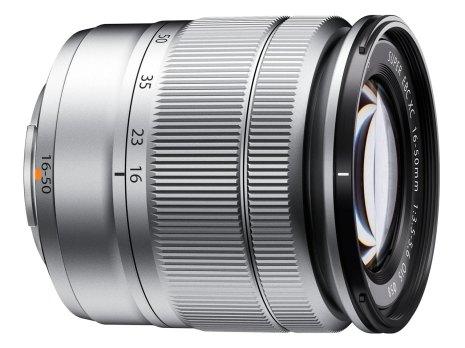 FUJINON XC 16-50mmF3.5-5.6 OIS lens ( Silver)