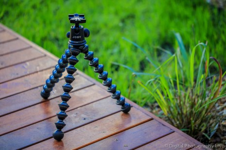 Joby Gorillapod Focus and Ballhead X