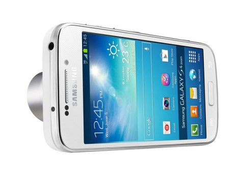 Samsung Galaxy S4 Zoom Camera