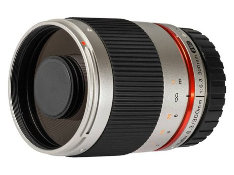 Samyang 300mm f:6.3 Reflex